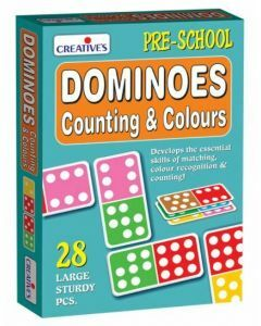 Dominoes Counting & Colours (Ages 3+)