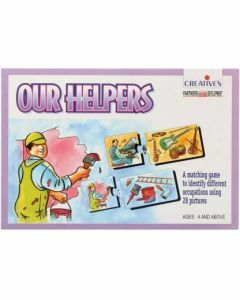 Our Helpers Game (Ages 4+)