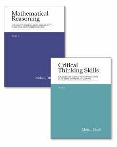 Mathematical Reasoning & Critical Thinking Skills Book 1 Bundle