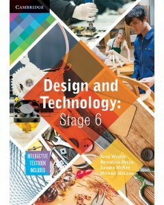 Design & Technology Stage 6 Print and Digital (New 2015 Edition)