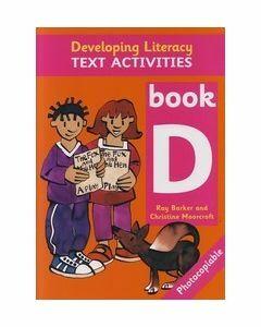Developing Literacy Text Activities D