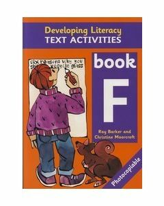 Developing Literacy Text Activities F