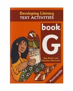 Developing Literacy Text Activities G