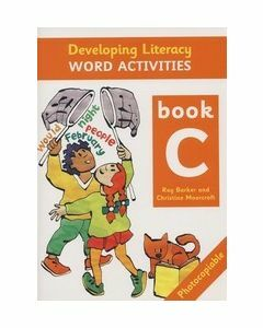 Developing Literacy Word Activities C