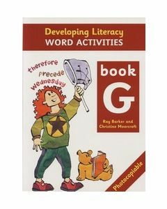 Developing Literacy Word Activities G