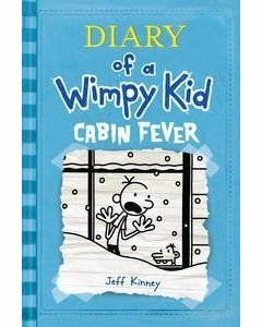 Cabin Fever: Diary of a Wimpy Kid #6