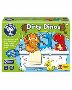 Orchard Toys Dirty Dinos (Ages 3 to 6)