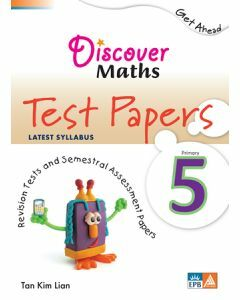 Discover Maths Test Papers P5