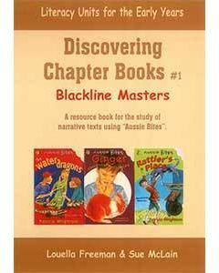 Discovering Chapter Books # 1 Blackline Master: Literacy Units for the Early Years