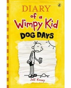 Dog Days: Diary of a Wimpy Kid #4