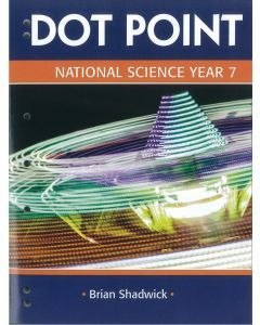 Dot Point National Science Year 7