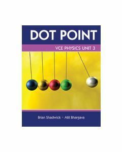 Dot Point VCE Physics  Unit 3 (Available to Order)