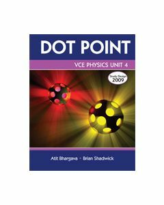 Dot Point VCE Physics  Unit 4  (Available to Order)