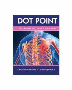 Dot Point WACE Human Biological Science 3A & 3B (Available to Order)
