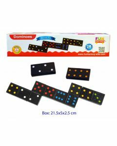 Double-Six Dominoes (Ages 6+)