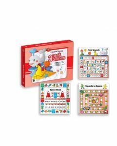Double Sounds Desk Games Pack of 3 Games