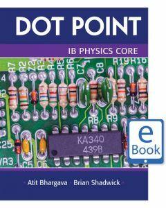 Dot Point IB Physics Core eBook (digital-only)