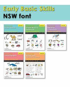 Early Basic Skills Bundle NSW