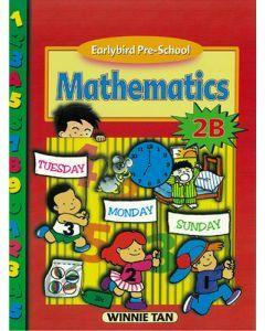 Earlybird Pre-School Mathematics 2B