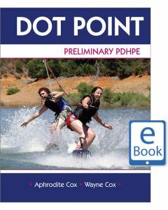 Dot Point Preliminary PDHPE eBook (digital-only)