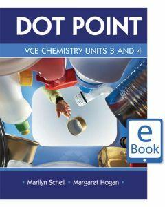 Dot Point VCE Chemistry Units 3&4 eBook (digital-only)