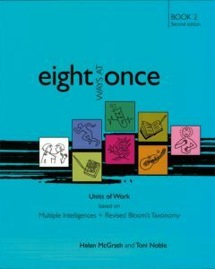 Eight Ways at Once: Book 2