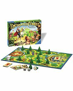Enchanted Forest Board Game (ages 4+)