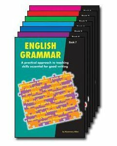 English Grammar Book 4 Ages 8 to 9