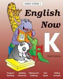 English Now Kindergarten