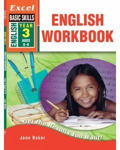 Excel English Workbook Year 3