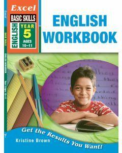 Excel English Workbook Year 5