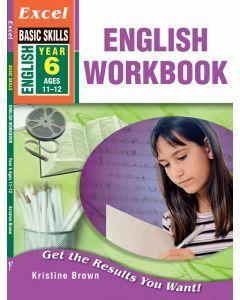 Excel English Workbook Year 6