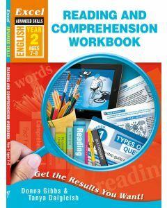 Excel Advanced Skills Workbooks: Reading and Comprehension Workbook Year 2