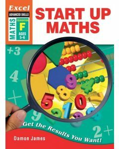 Excel Advanced Skills Workbooks: Start up Maths Foundation