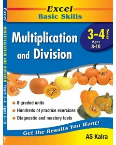 Excel Multiplication and Division Years 3-4