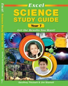 Excel Science Study Guide Year 7
