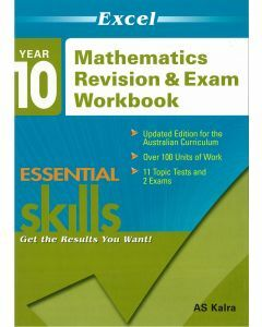 Excel Year 10 Mathematics Revision and Exam Workbook