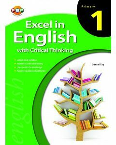 Excel in English with Critical Thinking Primary 1