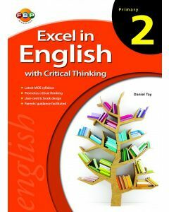 Excel in English with Critical Thinking Primary 2