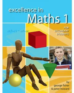 Excellence in Maths 1 for Secondary Students