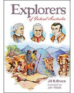 Explorers of Inland Australia