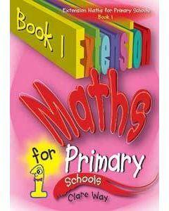 Extension Maths: Book 1