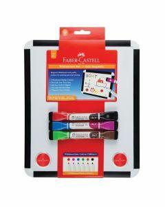 Faber-Castell Magnetic Whiteboard Set