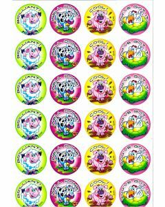Farm Animals Merit Stickers (ms095)