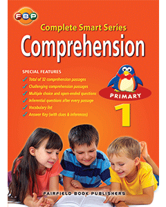 FBP Complete Smart Series: Comprehension Primary 1