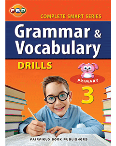 FBP Complete Smart Series: Grammar and Vocabulary Drills 3