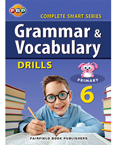 FBP Complete Smart Series: Grammar and Vocabulary Drills 6