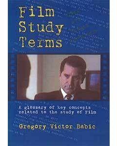 Film Study Terms