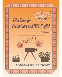 Film Texts for Preliminary and HSC English  Vol 1