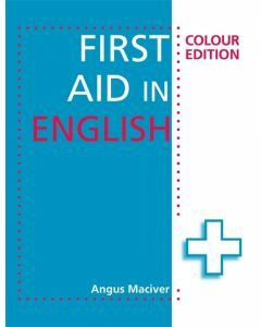 First Aid in English - Colour Edition